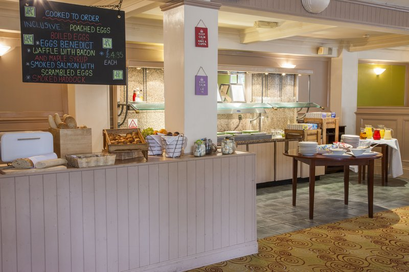 Holiday Inn Ipswich - Orwell-Breakfast Buffet at Holiday Inn Ipswich Orwell<br/>Image from Leonardo