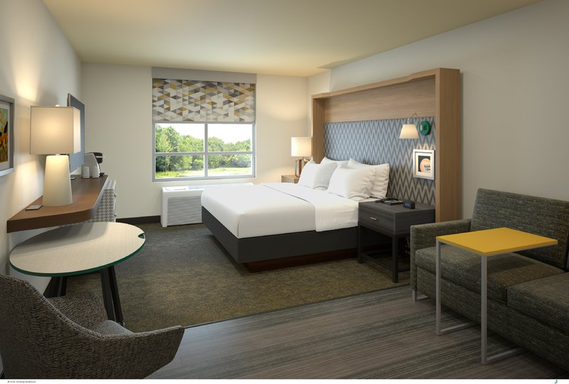 Holiday Inn Selma-Swancourt-Guest Room<br/>Image from Leonardo