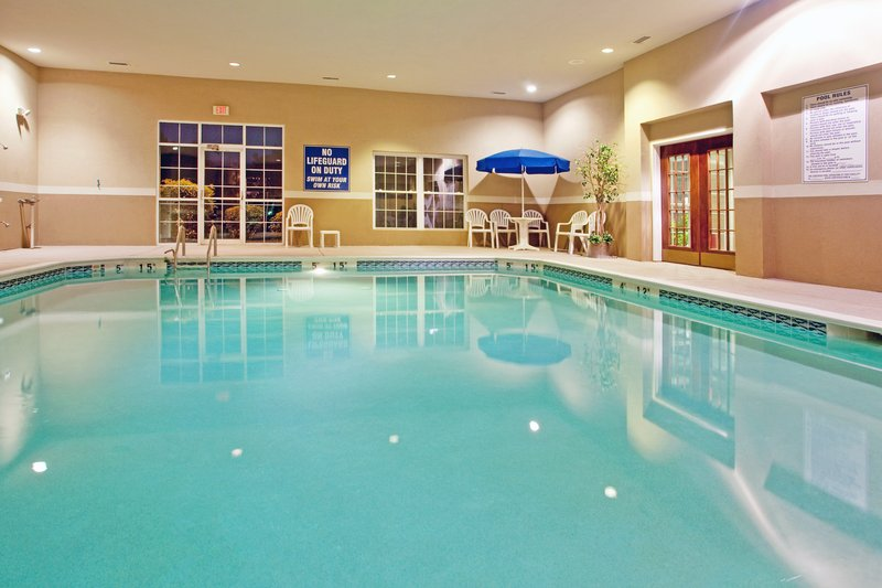 Holiday Inn Express & Suites Orangeburg-Swimming Pool CLOSED FOR REPAIRS<br/>Image from Leonardo