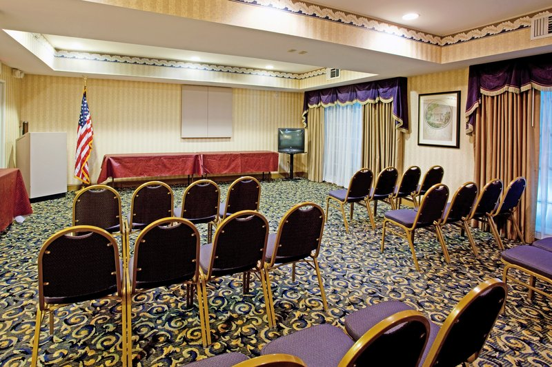 Holiday Inn Express & Suites Orangeburg-Meeting Room closed<br/>Image from Leonardo