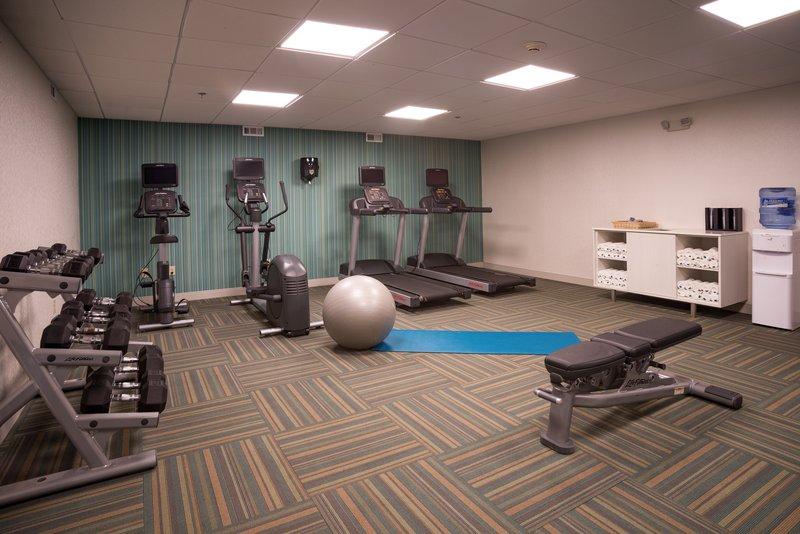 Holiday Inn Express Branford - New Haven-Fitness Center<br/>Image from Leonardo