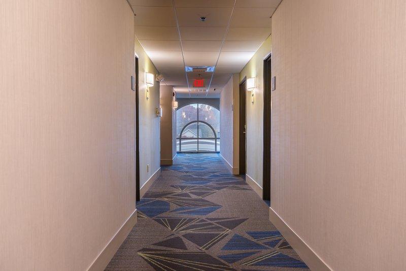 Holiday Inn Express Branford - New Haven-Hallway<br/>Image from Leonardo