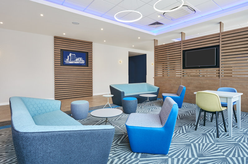 Holiday Inn Express Grimsby-Lobby Lounge<br/>Image from Leonardo