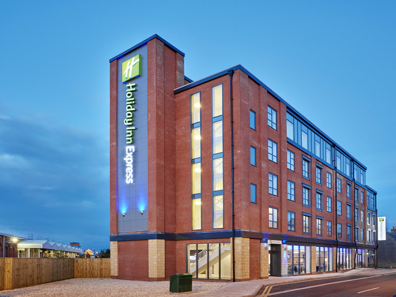 Holiday Inn Express Grimsby-Exterior Feature<br/>Image from Leonardo