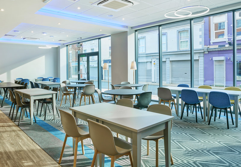 Holiday Inn Express Grimsby-Family Dining<br/>Image from Leonardo