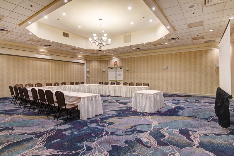 Holiday Inn Oakville Centre-Argus Ballroom Ushape<br/>Image from Leonardo