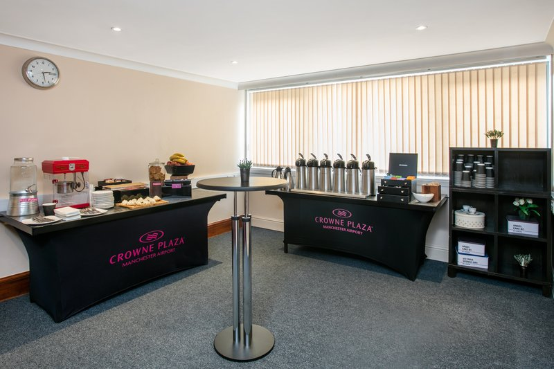 Crowne Plaza Manchester Airport-Breakout Room<br/>Image from Leonardo