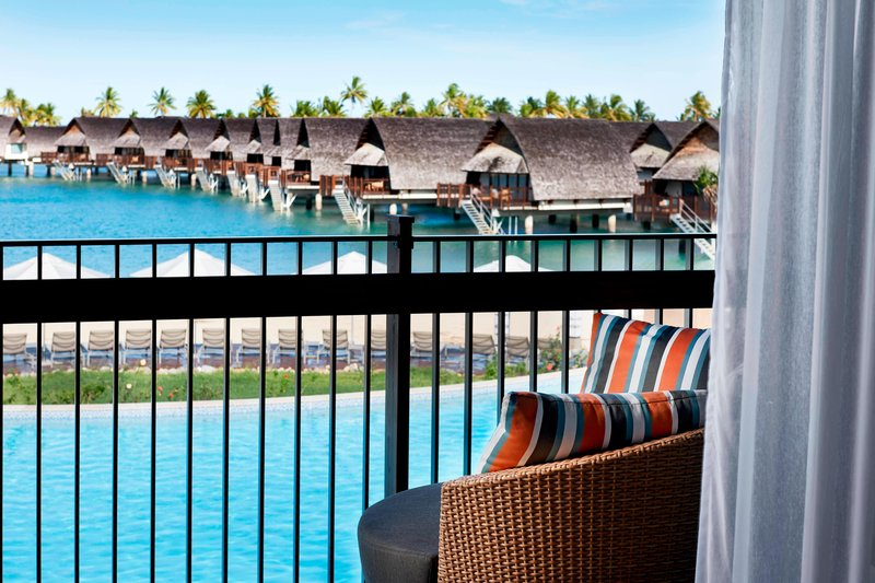 Fiji Marriott Resort Momi Bay-King Deluxe Lagoon View Guest Room<br/>Image from Leonardo