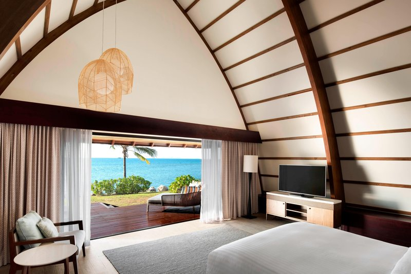 Fiji Marriott Resort Momi Bay-Royal Ocean Front Bure - Ocean View<br/>Image from Leonardo