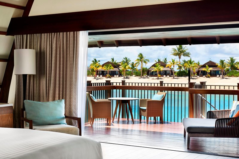 Fiji Marriott Resort Momi Bay-Over-Water Adult Only Royal Suite<br/>Image from Leonardo