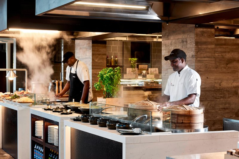 Fiji Marriott Resort Momi Bay-Goji Kitchen & Bar - Live Stations<br/>Image from Leonardo