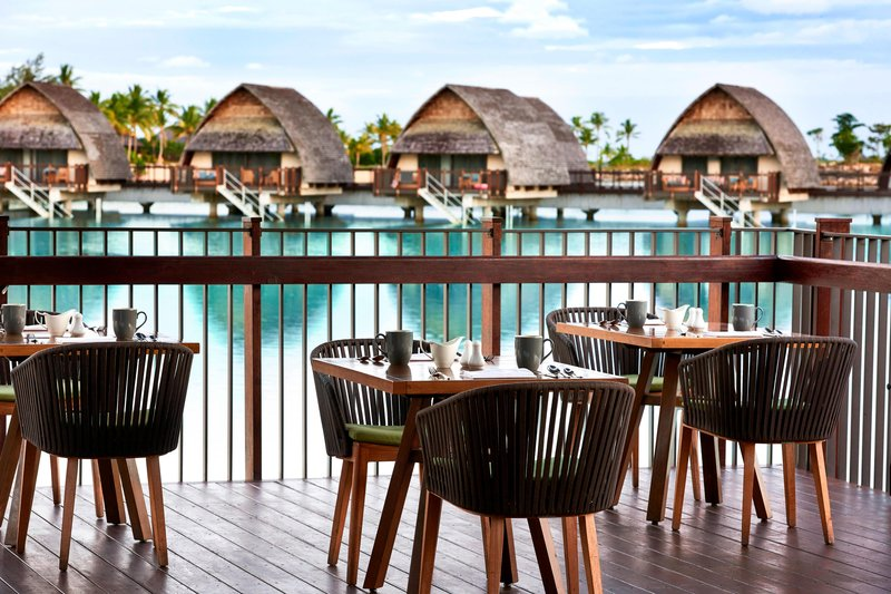 Fiji Marriott Resort Momi Bay-Goji Kitchen & Bar - Outdoor Seating<br/>Image from Leonardo