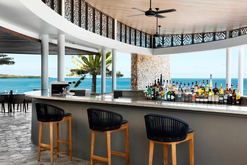 Fiji Marriott Resort Momi Bay-Fish Bar - Sunset Bar<br/>Image from Leonardo