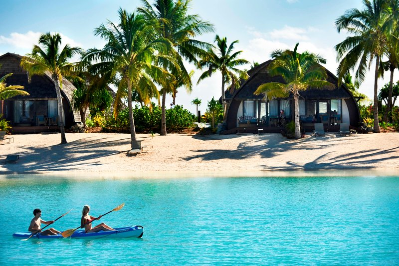 Fiji Marriott Resort Momi Bay-Kayaking<br/>Image from Leonardo