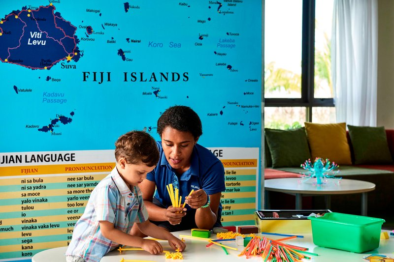 Fiji Marriott Resort Momi Bay-Turtle's Kids Club - Kids Activities<br/>Image from Leonardo