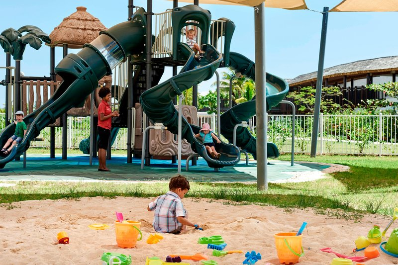 Fiji Marriott Resort Momi Bay-Turtle's Kids Club - Outdoor Playground<br/>Image from Leonardo
