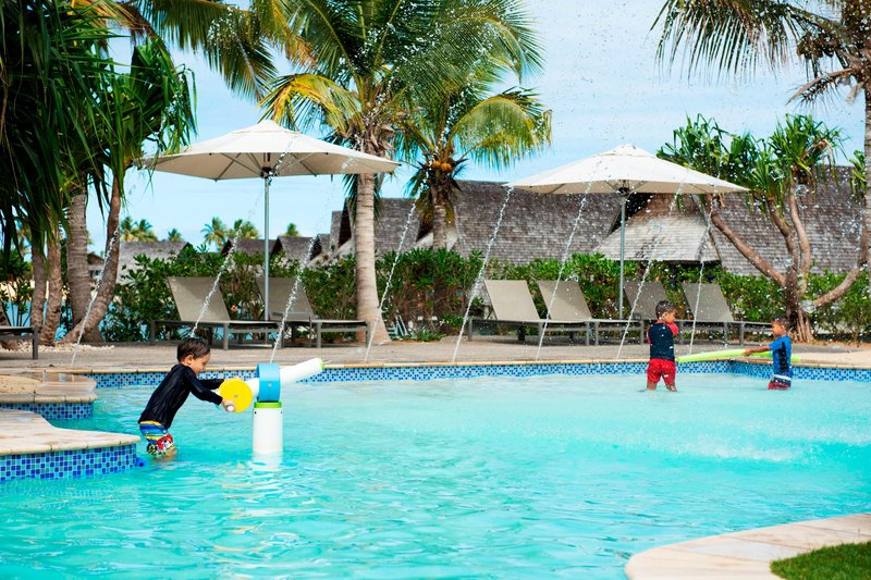 Fiji Marriott Resort Momi Bay-Kids Pool - Water Guns<br/>Image from Leonardo