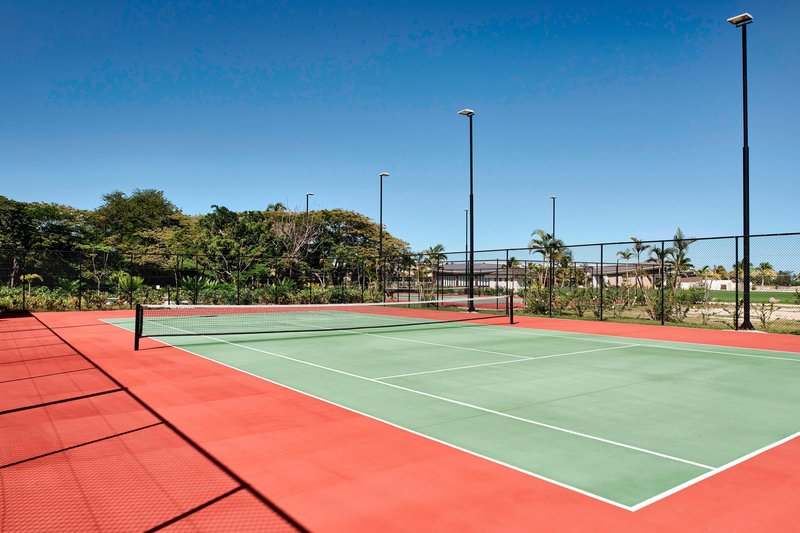 Fiji Marriott Resort Momi Bay-Tennis Courts<br/>Image from Leonardo