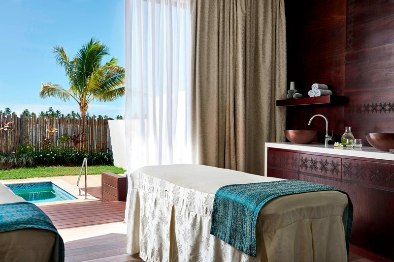 Fiji Marriott Resort Momi Bay-Quan Spa - Couples Treatment Room<br/>Image from Leonardo