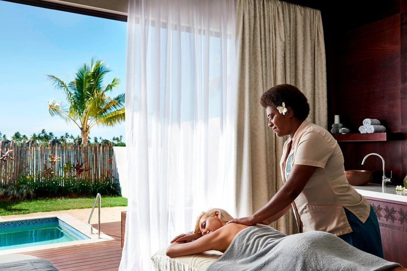 Fiji Marriott Resort Momi Bay-Quan Spa - Massage<br/>Image from Leonardo