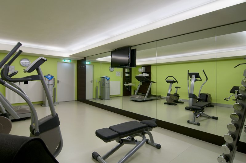 Holiday Inn Salzburg City-Stay fit in our MiniGym<br/>Image from Leonardo