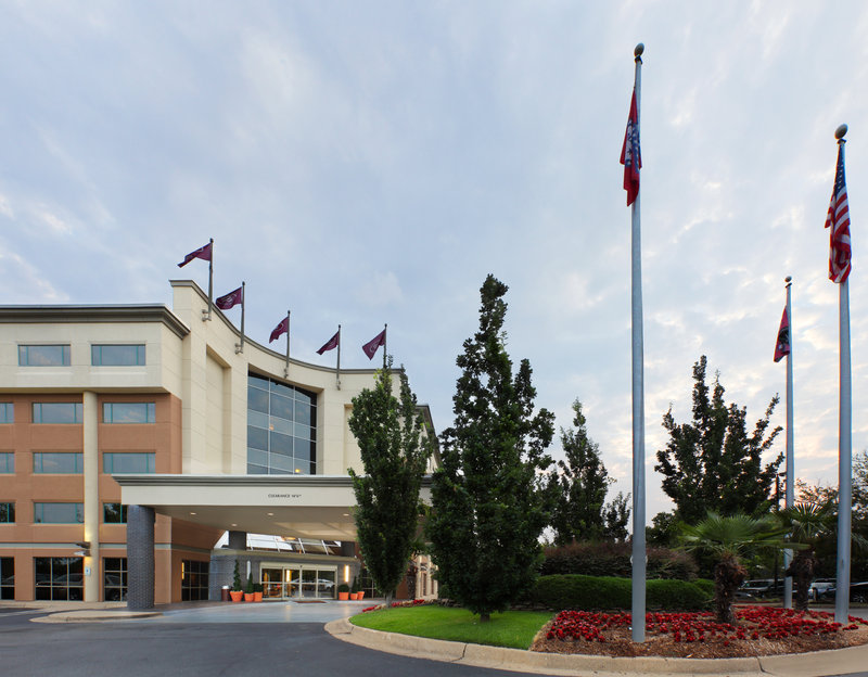 Crowne Plaza Little Rock-Crowne Plaza Downtown Little Rock meetings groups and conventions<br/>Image from Leonardo