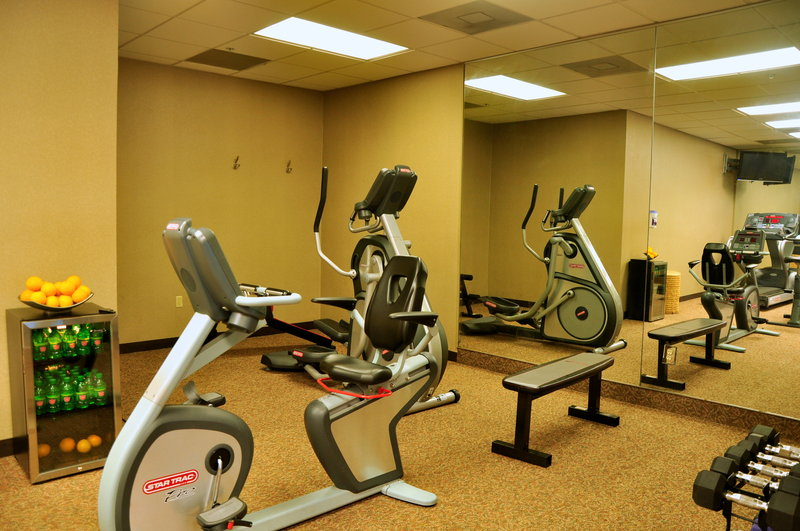 Crowne Plaza Little Rock-Crowne Plaza Downtown Little Rock Fitness Center<br/>Image from Leonardo