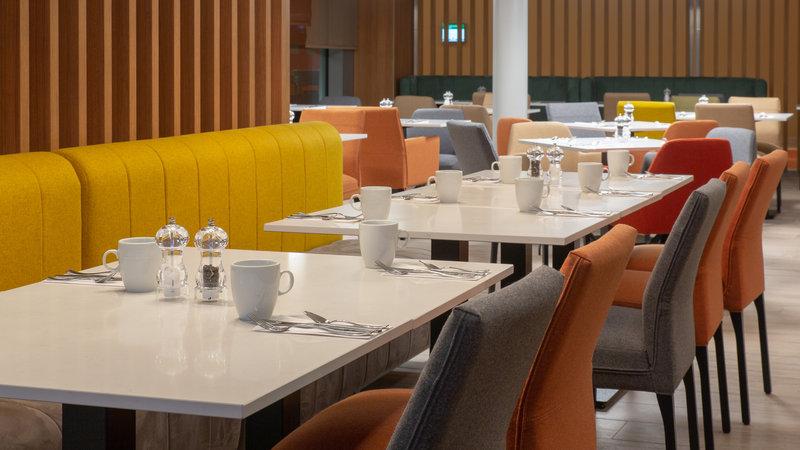 Berlin Airport Conference Centre-Restaurant<br/>Image from Leonardo