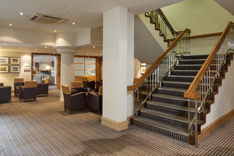 Holiday Inn Cardiff City Centre-Hotel Lounge<br/>Image from Leonardo