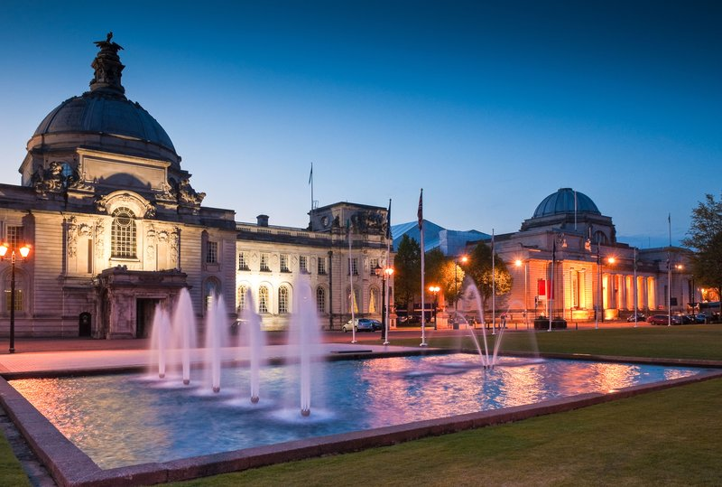Holiday Inn Cardiff City Centre-City Hall<br/>Image from Leonardo