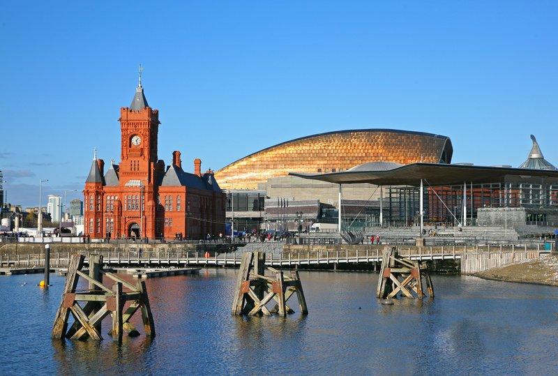 Holiday Inn Cardiff City Centre-Cardiff Bay<br/>Image from Leonardo