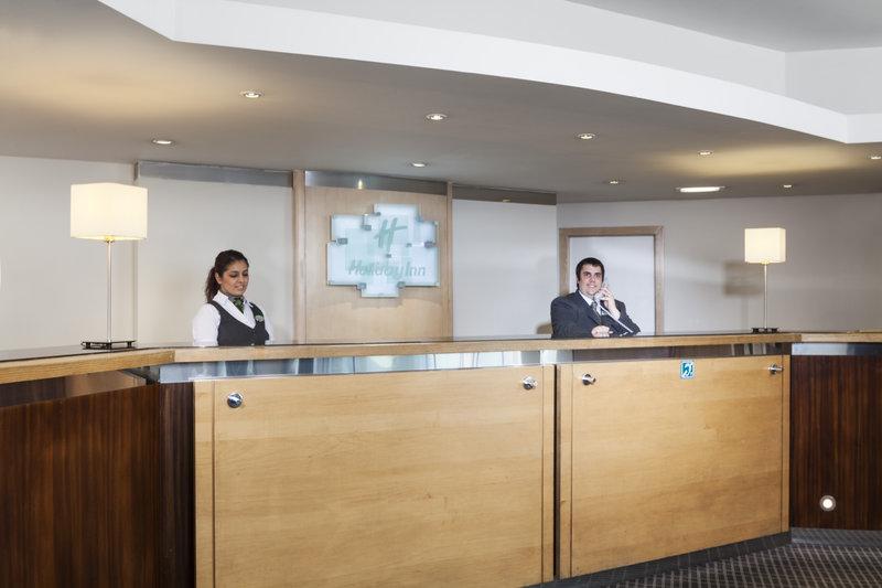 Holiday Inn Cardiff City Centre-Hotel Lobby<br/>Image from Leonardo