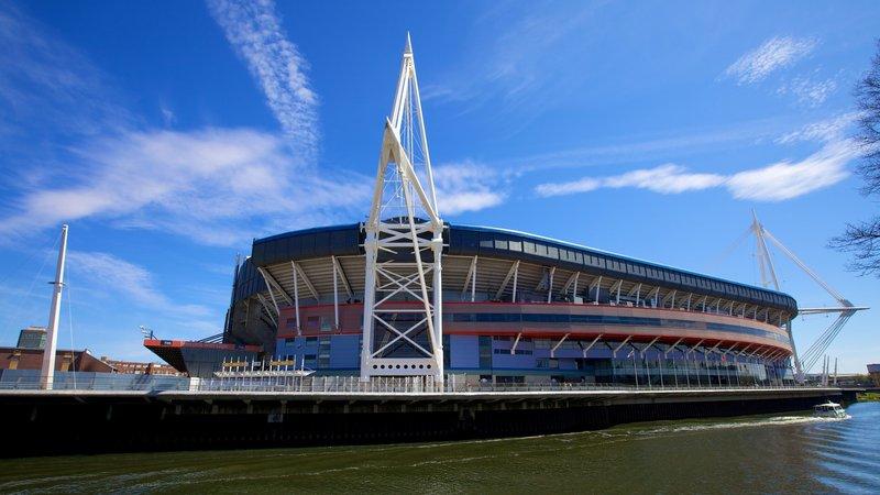Holiday Inn Cardiff City Centre-Principality Stadium<br/>Image from Leonardo
