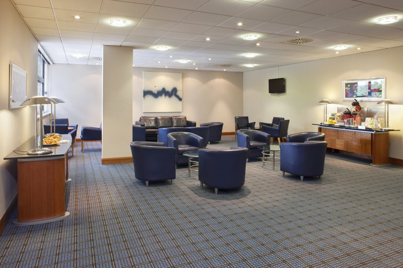 Holiday Inn Cardiff City Centre-Meetings Lobby Area<br/>Image from Leonardo