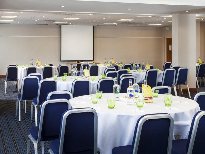 Holiday Inn Cardiff City Centre-Meeting Room<br/>Image from Leonardo