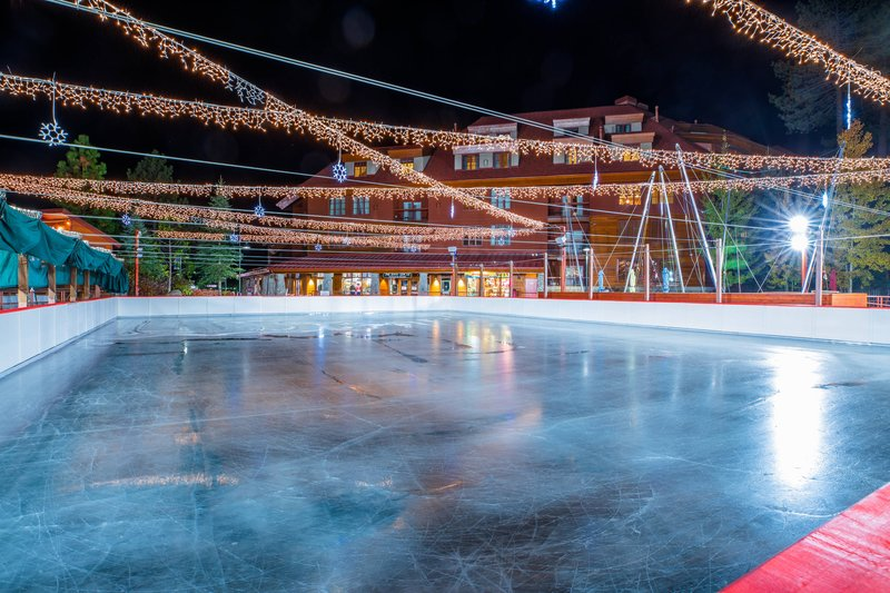 The Landing Resort and Spa-Heavenly Village - Ice Skating Rink<br/>Image from Leonardo