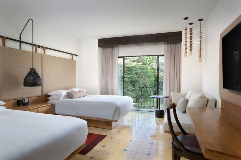 Marriott Los Suenos Ocean & Golf Resort-Double/Double Rainforest Room<br/>Image from Leonardo