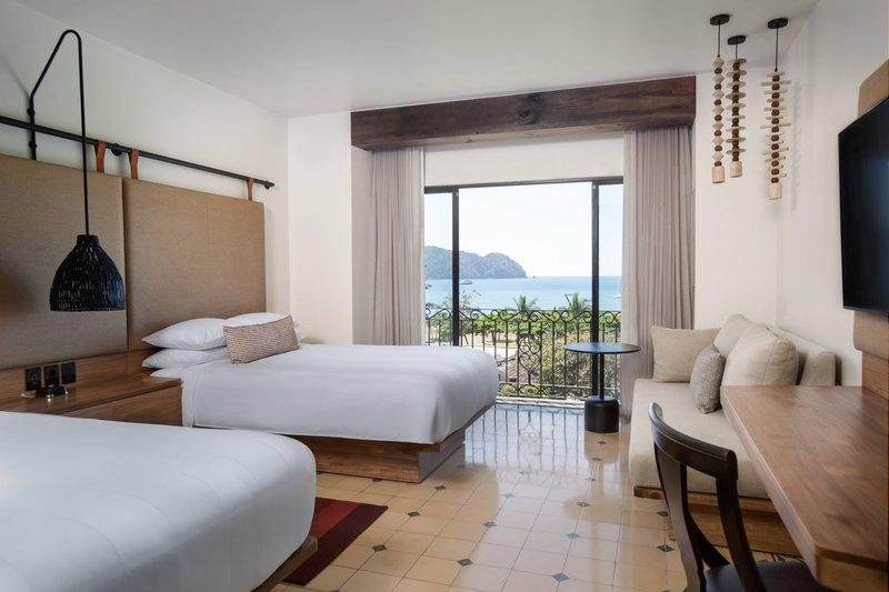 Marriott Los Suenos Ocean & Golf Resort-Double/Double Ocean View Room<br/>Image from Leonardo