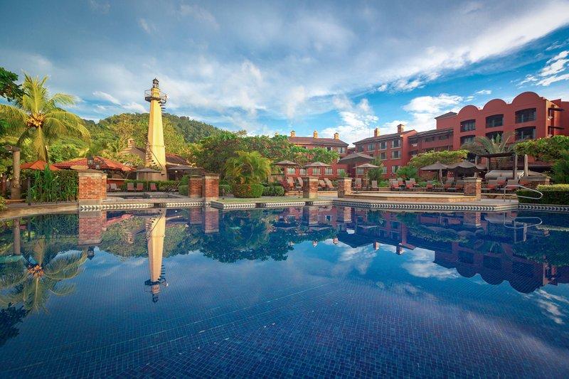 Marriott Los Suenos Ocean & Golf Resort-Pool<br/>Image from Leonardo