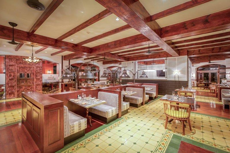 Marriott Los Suenos Ocean & Golf Resort-Hacienda Kitchen - Seating<br/>Image from Leonardo