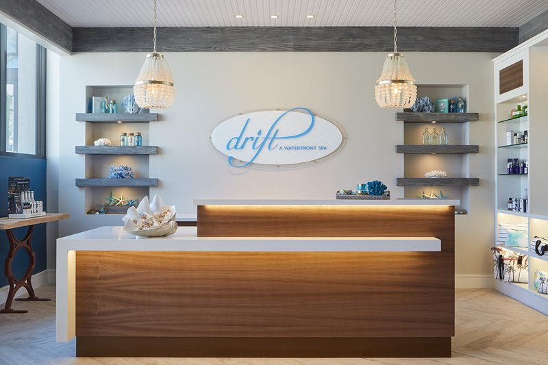 The Waterfront Beach Resort, A Hilton Hotel-Drift, A Waterfront Spa<br/>Image from Leonardo