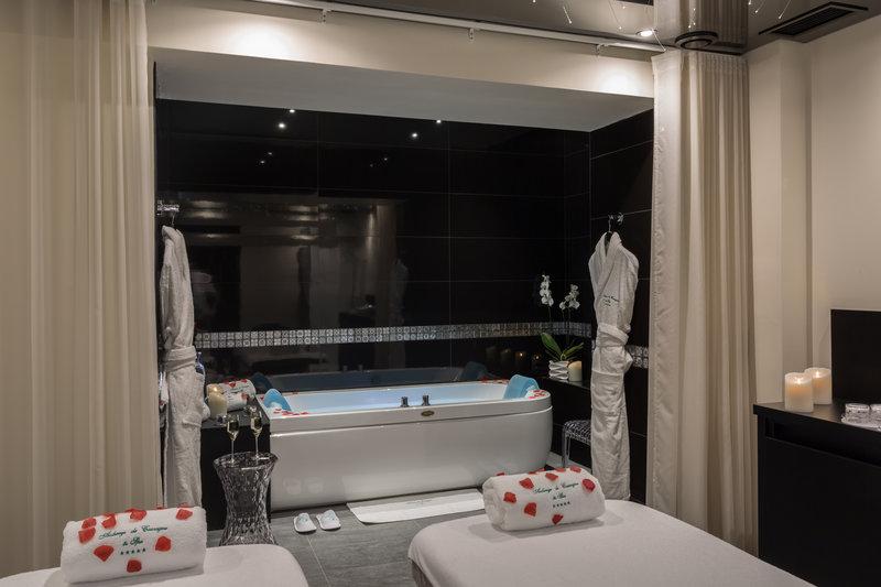 Auberge de Cassagne-Treatment rooms<br/>Image from Leonardo