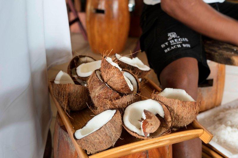 St Regis Resort Bora Bora - Polynesian Activities <br/>Image from Leonardo