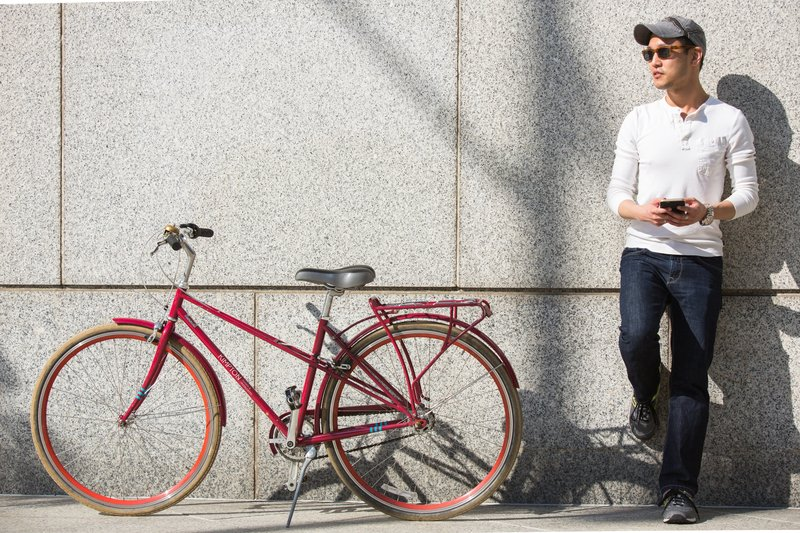 Kimpton Hotel Palomar DC - Complimentary Bikes for Guests <br/>Image from Leonardo