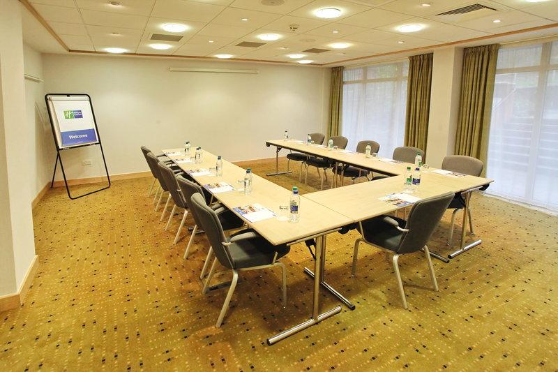 Holiday Inn Express Redditch-Meeting Room 1 - Stratford for 2-50 delegates<br/>Image from Leonardo