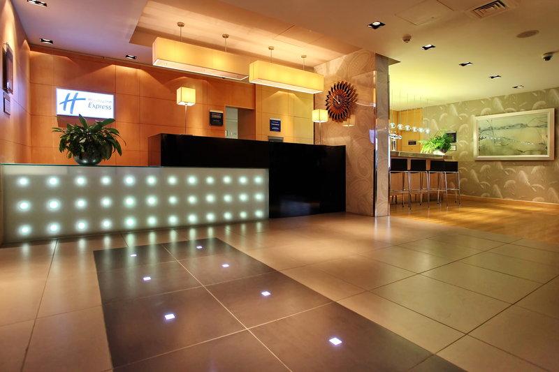 Holiday Inn Express Redditch-Front Desk at Holiday Inn Express Birmingham Redditch<br/>Image from Leonardo