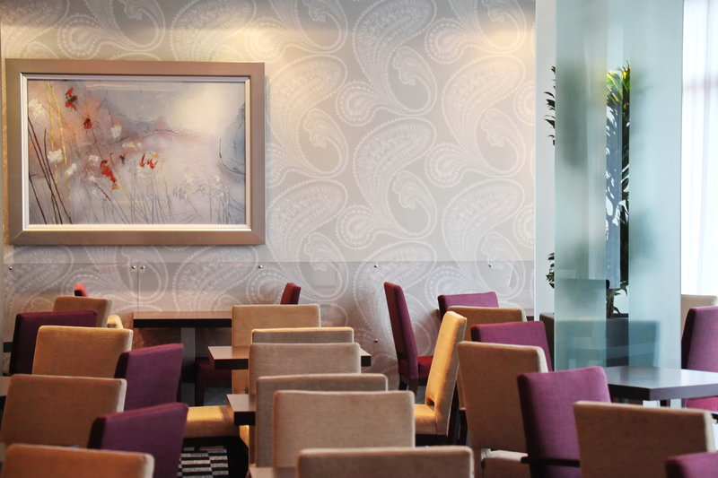Holiday Inn Express Redditch-Guest Dining Lounge<br/>Image from Leonardo