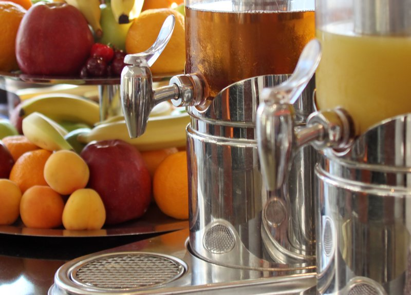 Holiday Inn Express Redditch-Catering Beverage Selection<br/>Image from Leonardo