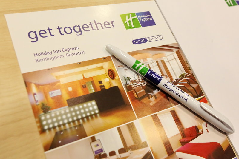Holiday Inn Express Redditch-Special Events<br/>Image from Leonardo