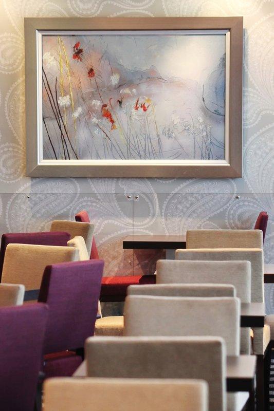 Holiday Inn Express Redditch-Restaurant 2<br/>Image from Leonardo